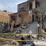 زنده زنده دفن شدن حدیثه و نازنین در حادثه دلخراش مشهد