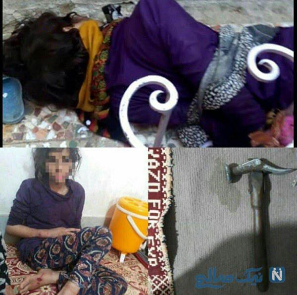 فاطمه دختر ماهشهری