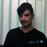 حکم اعدام کفتار سیاه تهران آزارگر شیطان صفت دختران و زنان