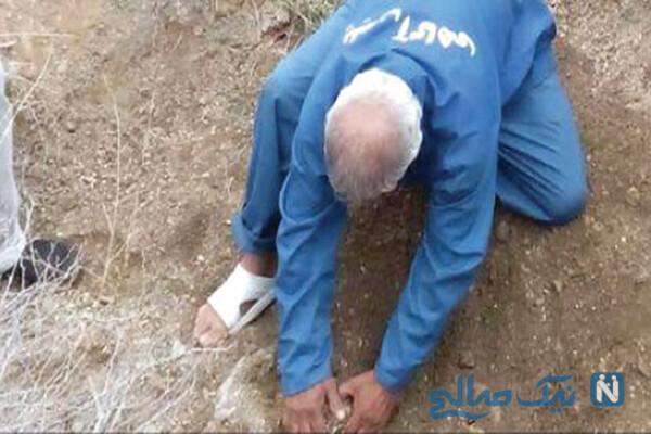 اعدام گرگ پیر در زندان مشهد به خاطر قتل و آزار وحشیانه کودک ۱۱ ساله