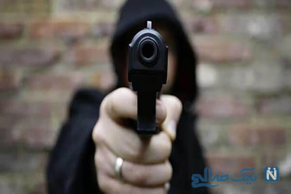 آدم کشی با اسلحه وینچستر در ماجرای رقابت عشقی در مشهد!
