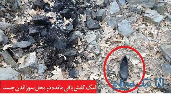 مادرکشی در مشهد