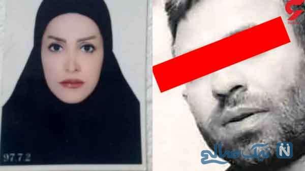 کشتن زن جوان در تهران