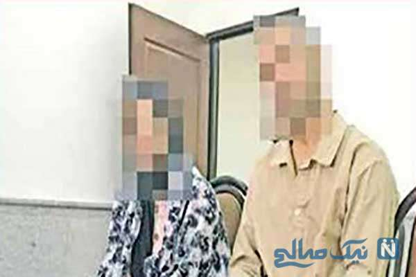 کشف جسد سوخته مرد ثروتمند تهرانی پایان اخاذی شوم ۴ دختر و پسر جوان