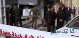 جنایت خانوادگی در اهواز با قتل عام ۸ زن و مرد و کودک توسط مرد سنگدل