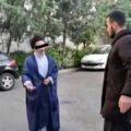 ماجرای سیلی زدن به روحانی و دستگیری پدر و پسر کلیپ خبرساز