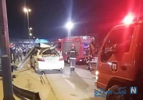 حادثه تلخ برای عروس و داماد شیرازی و ناله های نوعروس پشت در اتاق عمل