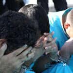 قشون کشی مسلحانه مردان خشن از خرم آباد به تهران برای انتقام جویی