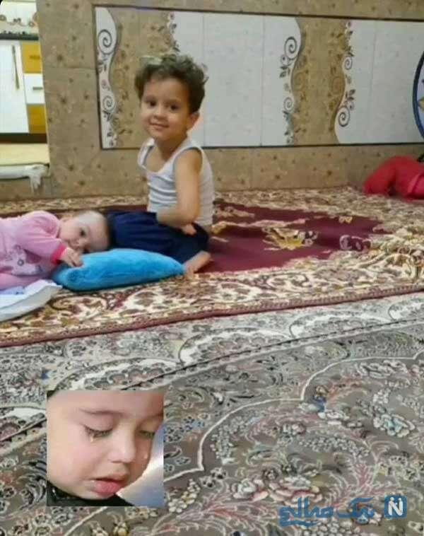 کودکان کشته شده