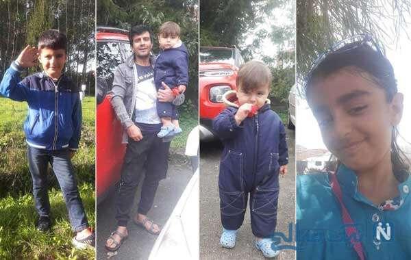 جسد آرتین ایران نژاد