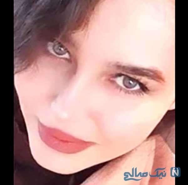 دختر پناهجوی ایرانی
