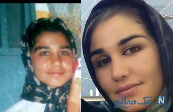 دختر ربوده شده قزوینی