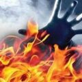 زن جوان سقزی توسط همسرش به آتش کشیده شد و زنده زنده سوخت +عکس