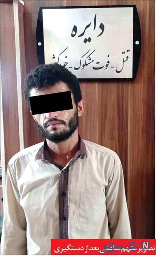 ادم کشی در مشهد