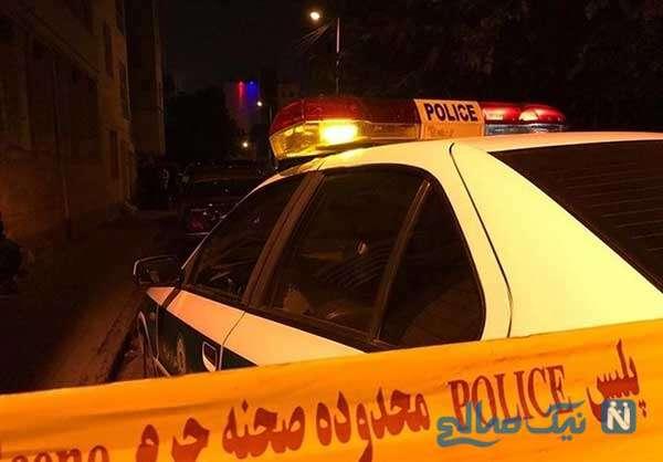 جنایت وحشتاک تهران در یک خانواده کر و لال و فرار قاتل با لباس زنانه