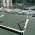 عشق فوتبال قاتل جان سینا صفرقلی ۱۱ ساله شد و تیردروازه او را کشت + عکس