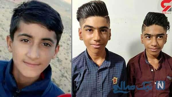 پسر ربوده شده