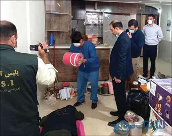 جنایت زن خیانتکار مشهدی
