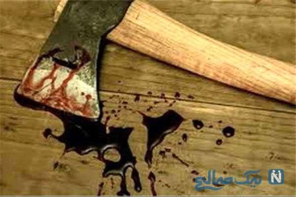 قتل ریحانه عامری با تبر به خاطر لو دادن فیلم سیاه پدرش با زن فامیل +عکس