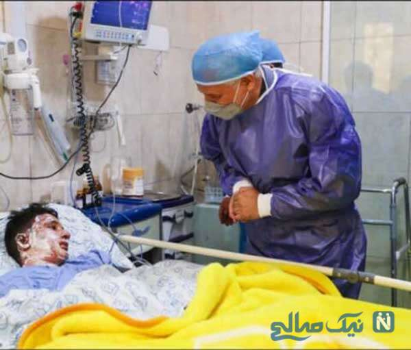 ناگفته هایی از زندگی علی لندی پسر فداکار ایذه ای قبل از مرگش +عکس