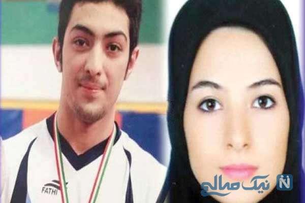 التماس های پدر و مادر آرمان قاتل غزاله به مادر وی برای رهایی از اعدام پسرشان +عکس