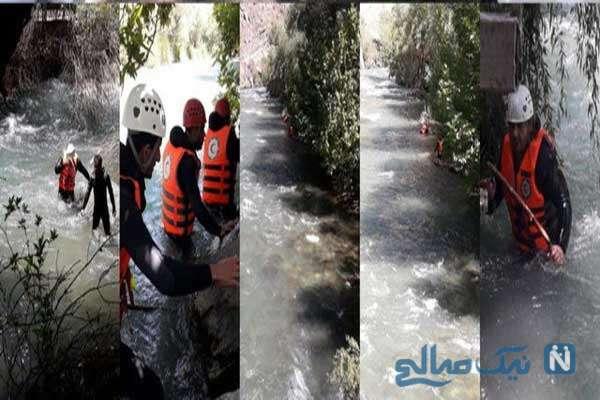 ماجرای غرق شدن سرباز فداکار و جوان روستایی در کانال آب ورامین +عکس