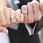 طراحی عجیب یک حلقه ازدواج با پوست انسان!