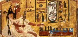 کشف جدید در مصر مقبره رنگارنگ و شگفت انگیز ۴۳۰۰ ساله