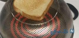 عکس های خنده دار از تهیه نان تست دانشجویی تا سفر با امریکا به قیمت پفک سری ۶۰۹