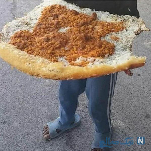 عکس های خنده دار از نذری هندوانه تا ۹۰ درصد بدرقه ها در ایران سری ۶۴۲