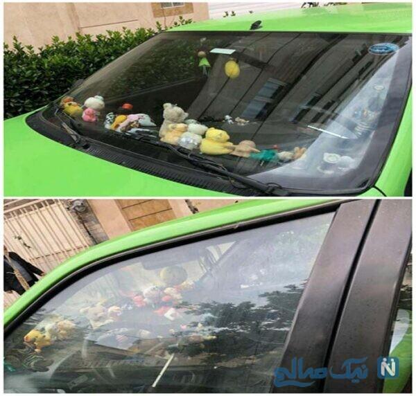 تاکسی دخترا