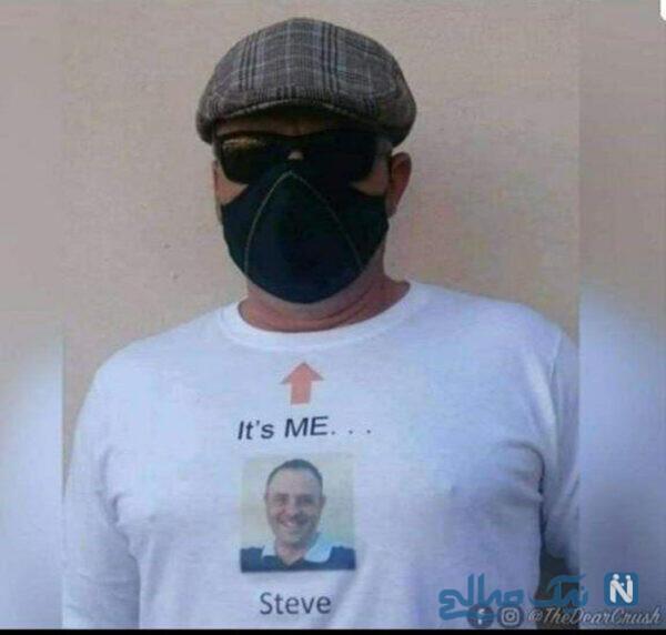 راه تشخیص افراد ماسک زده