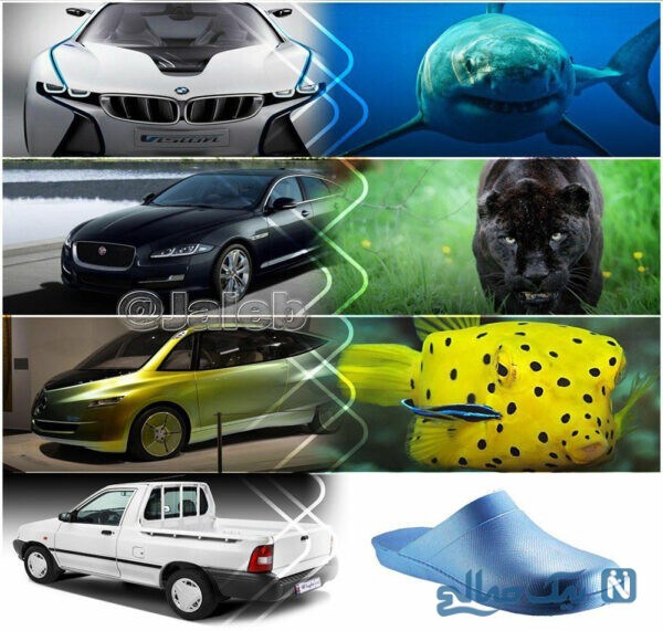 الگو برداری در ساخت خودروها
