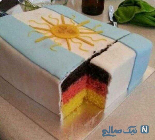 وقتی شیرینی پز خودش آلمانیه