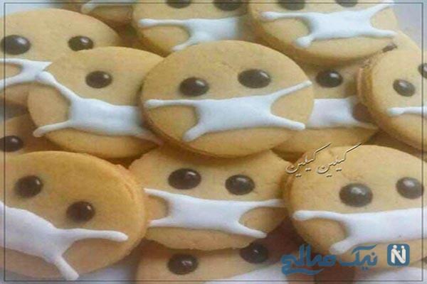 عکس های خنده دار از وضعیت شیرینی ها در زمان کرونا تا کاهش ترس از ویروس کرونا سری ۷۱۷