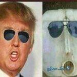 عکس های خنده دار از بدل ترامپ تا استفاده از دستمال یزدی در صنعت مد سری ۷۱۶