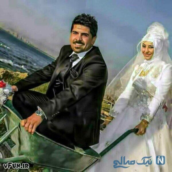 ماسک عروسی