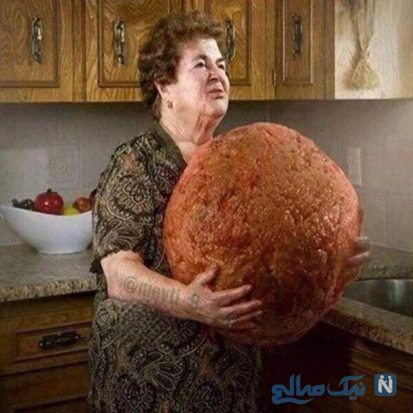 کوفته های مادربزرگ