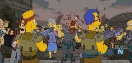 عکس های خنده دار از کرونا در ساعت ۱۸ تا پیش بینی کارتون سیمپسونها