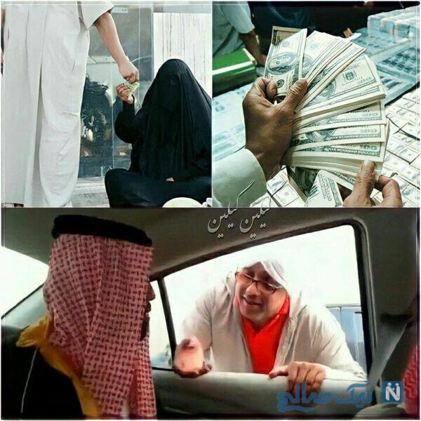 دو میلیارد در یکماه برای گدایی در دبی