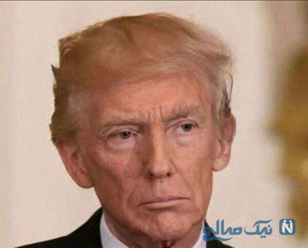 وضعیت ترامپ بعد از اعلام نتایج