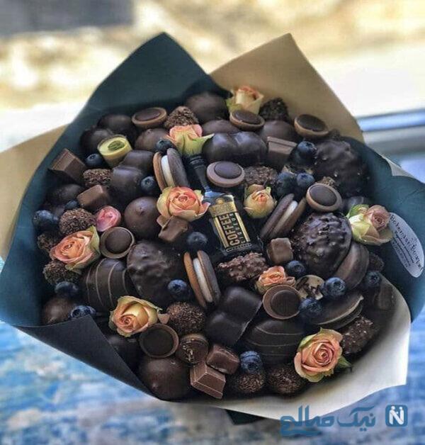 دسته شکلات