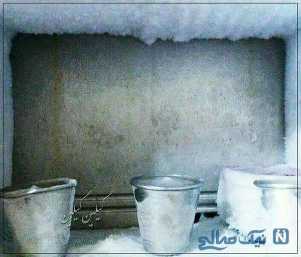 یخچال ایرانی