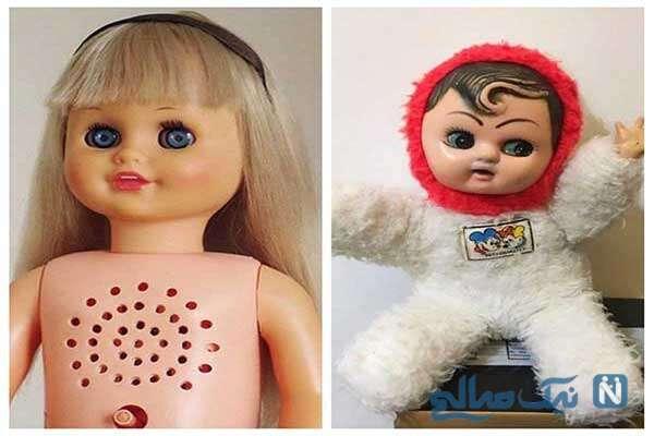 عکس های خنده دار از جدایی بیل از ملیندا تا عروسک دهه شصتیا