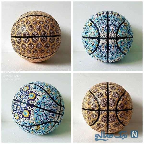 هنر نزد ایرانیان است
