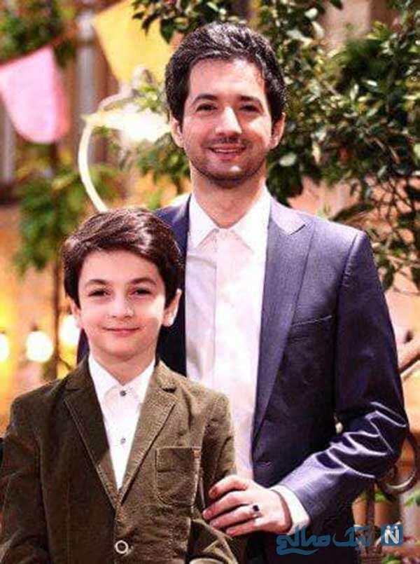 پسرش از خودش شریعتی تره