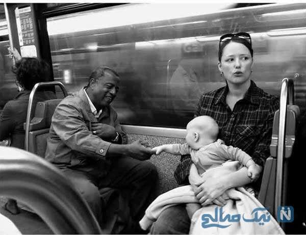 هیچ کس نژاد پرس به دنیا نمیاد