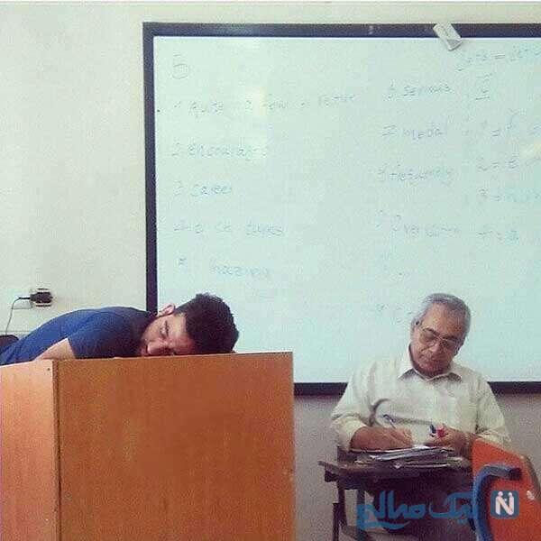 وقتی استاد با معرفت داری