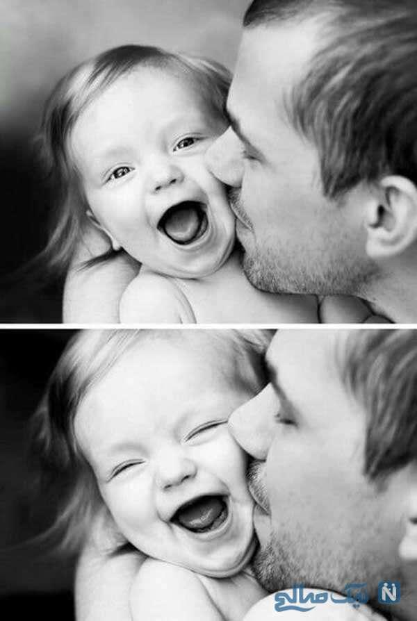 حس خوب پدرانه