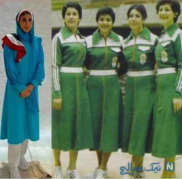لباس دختران در المپیک